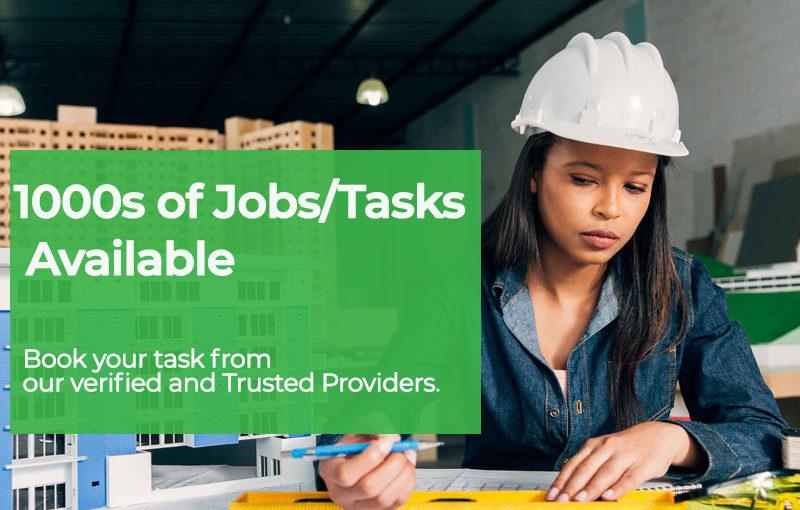 1000s of Jobs Available On Utaska Platform